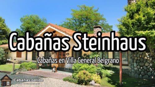 Cabañas Steinhaus