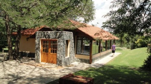 Cabanas Steinhaus 7