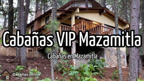 Cabañas VIP Mazamitla