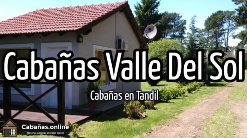 Cabañas Valle Del Sol