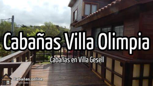 Cabañas Villa Olimpia