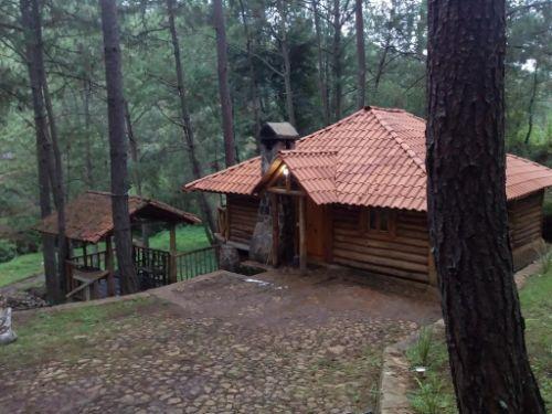 Cabanas en el Bosque 1