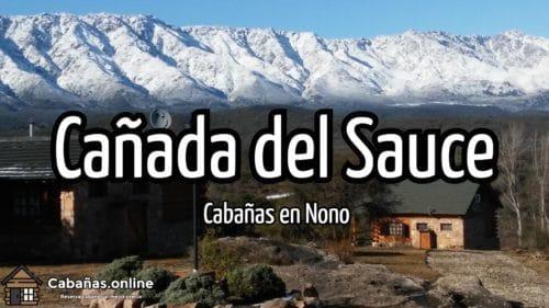 Cañada del Sauce