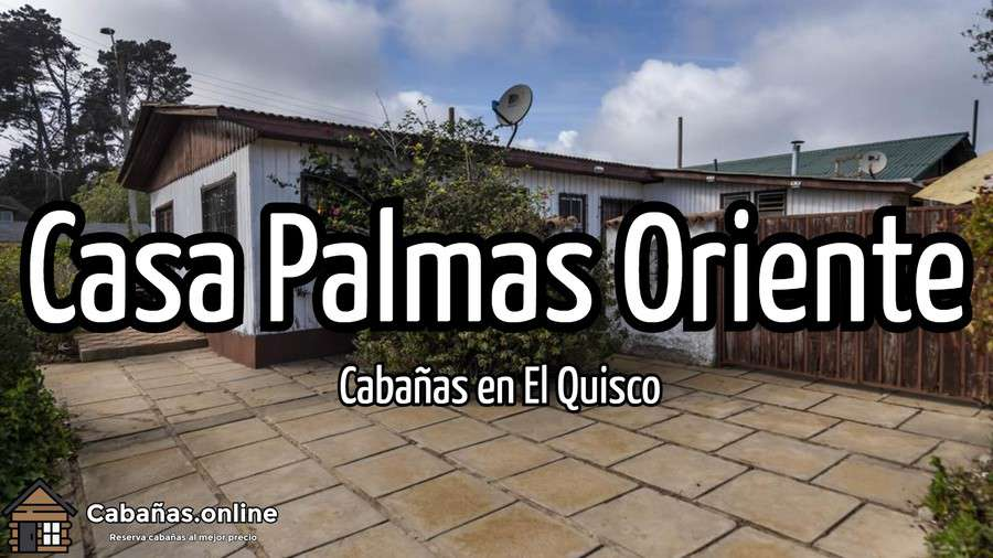 Casa Palmas Oriente