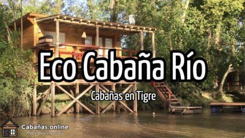 Eco Cabaña Río