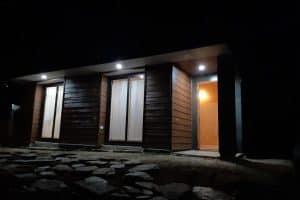 Cabanas Campo y mar