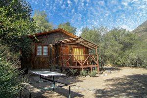 Cabanas Parque Almendro