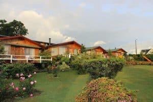 Cabanas Villa Las Encinas