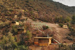 Origen del Maipo Lodge
