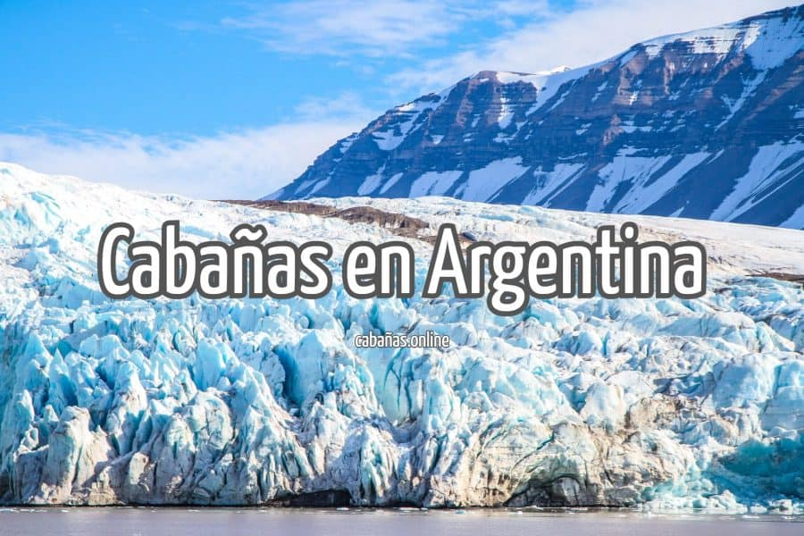 cabanas en argentina